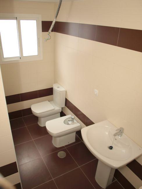 Ejemplo de baño en Edificio Gadea II