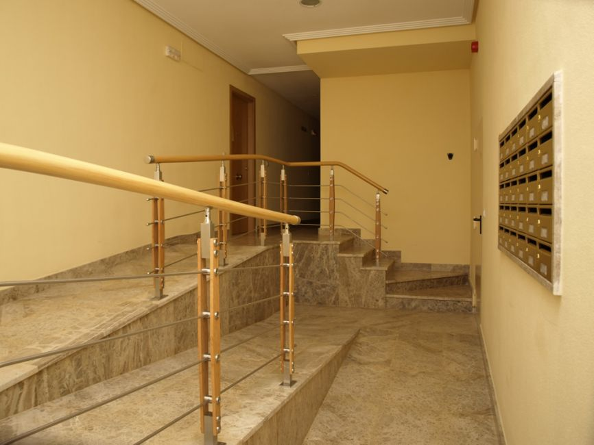 Entrada al Edificio Gadea II